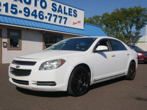 2009 Chevrolet Malibu for sale at B & D Auto Sales Inc. in Fairless Hills PA