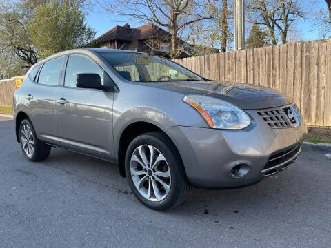 2008 Nissan Rogue for sale at JE Auto Sales LLC in Indianapolis IN