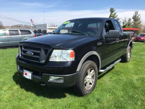 2004 Ford F-150 for sale at Miro Motors INC in Woodstock IL