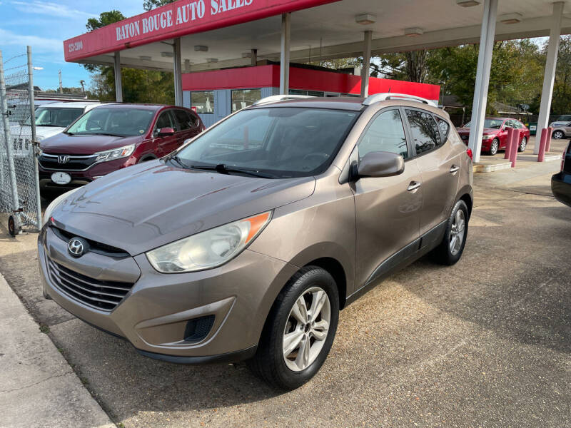 2010 Hyundai Tucson for sale at Baton Rouge Auto Sales in Baton Rouge LA
