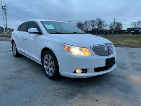2010 Buick LaCrosse for sale at King of Cars LLC in Bowling Green KY