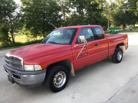 1996 Dodge Ram Pickup 1500 for sale at Bam Motors in Dallas Center IA