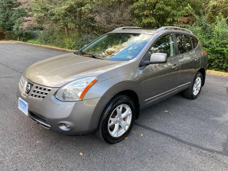 2010 Nissan Rogue for sale at Car World Inc in Arlington VA