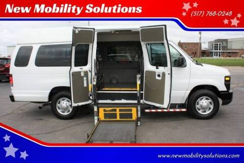 2011 Ford E-Series Cargo for sale at New Mobility Solutions in Jackson MI