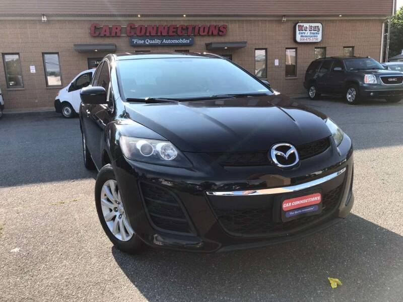 2010 Mazda CX-7 for sale at CAR CONNECTIONS in Somerset MA