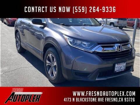 2017 Honda CR-V for sale at Carros Usados Fresno in Fresno CA