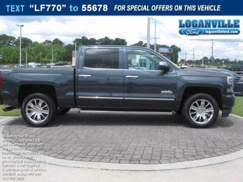 2017 Chevrolet Silverado 1500 for sale at NMI in Atlanta GA