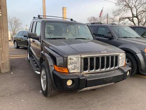 2006 Jeep Commander for sale at Ideal Cars in Hamilton OH
