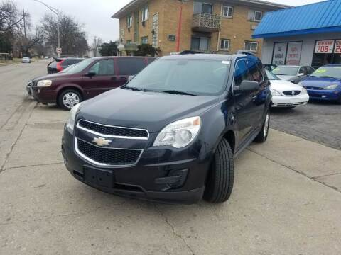 2010 Chevrolet Equinox for sale at Nationwide Auto Group in Melrose Park IL