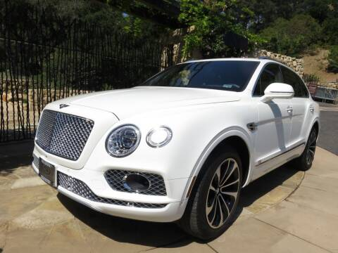 2017 Bentley Bentayga for sale at Milpas Motors in Santa Barbara CA