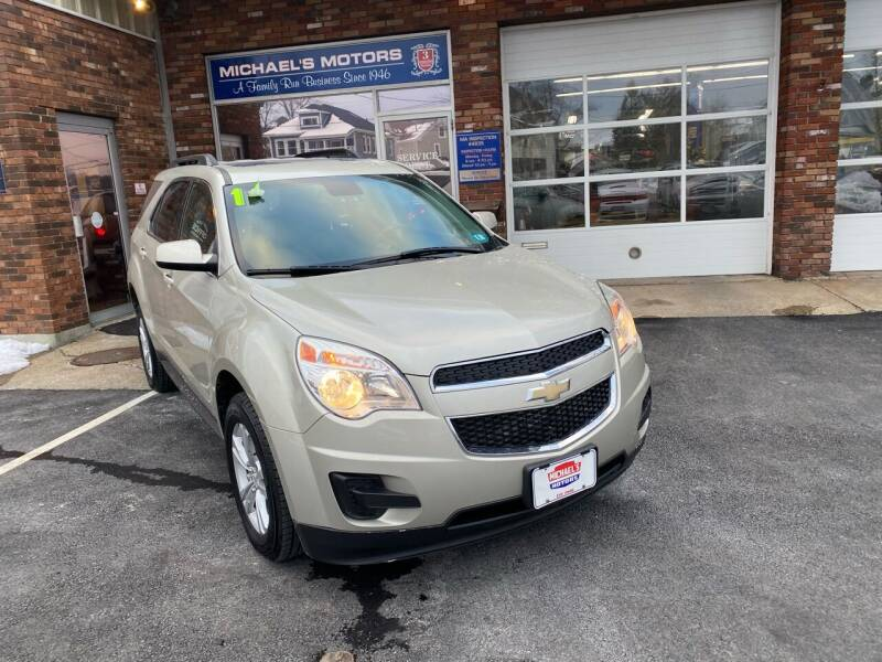 2015 Chevrolet Equinox for sale at Michaels Motor Sales INC in Lawrence MA