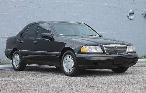 1996 Mercedes-Benz C-Class for sale at No 1 Auto Sales in Hollywood FL