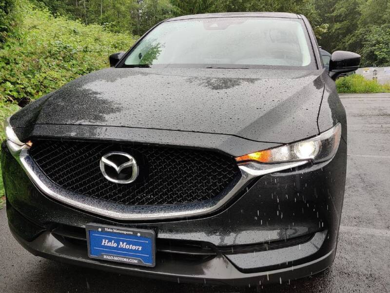 2017 Mazda CX-5 for sale at Halo Motors in Bellevue WA