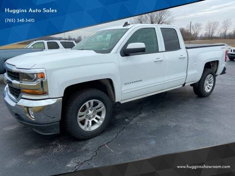 2017 Chevrolet Silverado 1500 for sale at Huggins Auto Sales in Hartford City IN