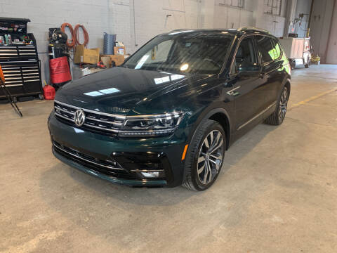 2018 Volkswagen Tiguan for sale at JMAC IMPORT AND EXPORT STORAGE WAREHOUSE in Bloomfield NJ