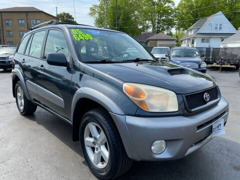 2005 Toyota RAV4 for sale at Streff Auto Group in Milwaukee WI