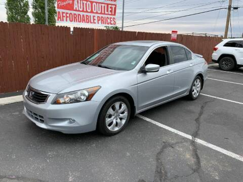 2010 Honda Accord for sale at Flagstaff Auto Outlet in Flagstaff AZ