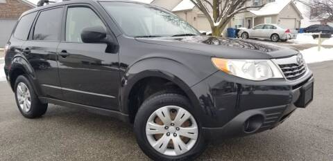 2010 Subaru Forester for sale at Sinclair Auto Inc. in Pendleton IN