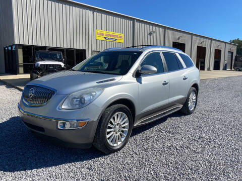 2012 Buick Enclave for sale at Alpha Automotive in Odenville AL