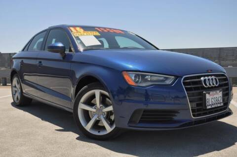 2016 Audi A3 for sale at AMC Auto Sales, Inc in San Jose CA