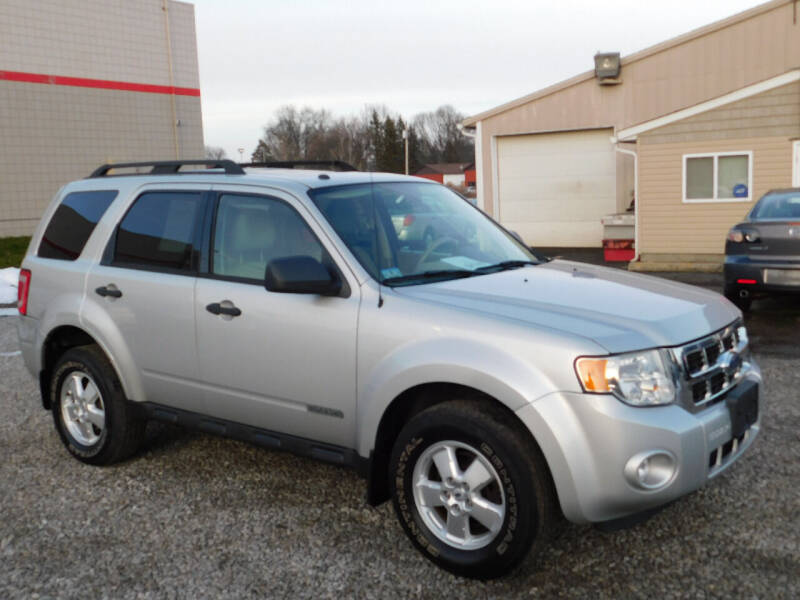 2008 Ford Escape for sale at Macrocar Sales Inc in Akron OH