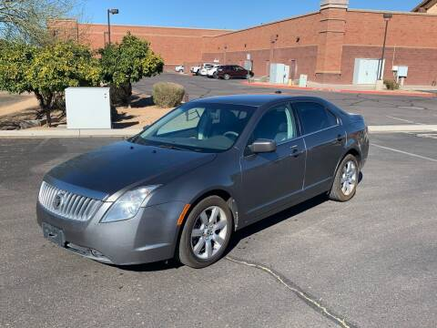 2010 Mercury Milan for sale at San Tan Motors in Queen Creek AZ
