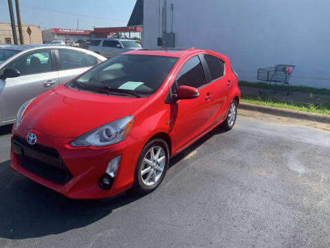 2015 Toyota Prius c for sale at Auto Credit Xpress in Jonesboro AR