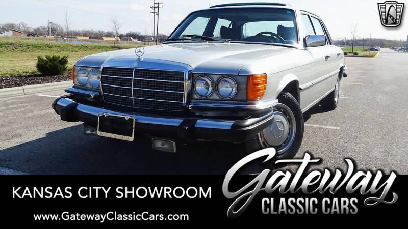 1976 Mercedes-Benz 450-Class for sale in Olathe, KS