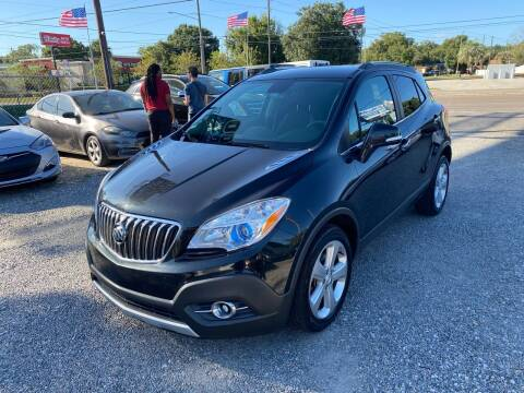 2016 Buick Encore for sale at Velocity Autos in Winter Park FL