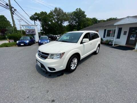 2015 Dodge Journey for sale at Sports & Imports in Pasadena MD