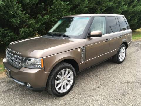 2011 Land Rover Range Rover for sale at 268 Auto Sales in Dobson NC