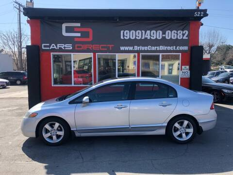 2007 Honda Civic for sale at Cars Direct in Ontario CA