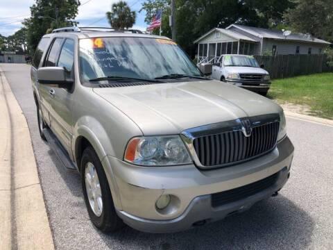 2004 Lincoln Navigator for sale at Castagna Auto Sales LLC in Saint Augustine FL