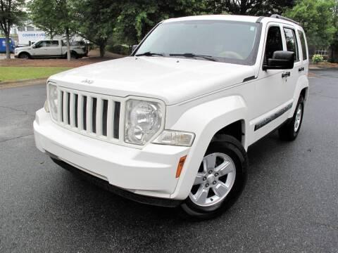 2010 Jeep Liberty for sale at Top Rider Motorsports in Marietta GA