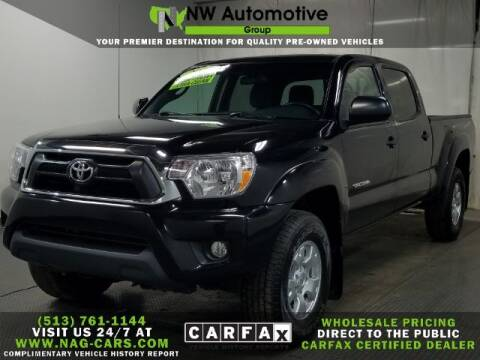 2015 Toyota Tacoma for sale at NW Automotive Group in Cincinnati OH