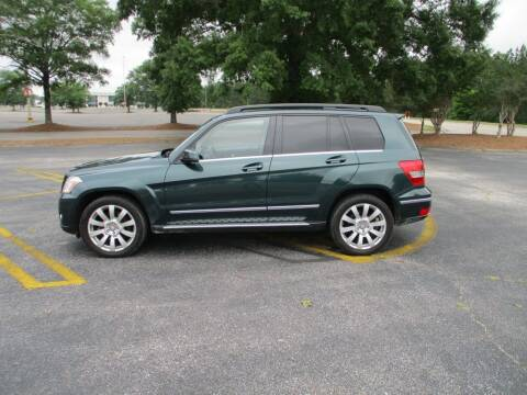 2010 Mercedes-Benz GLK for sale at A & P Automotive in Montgomery AL
