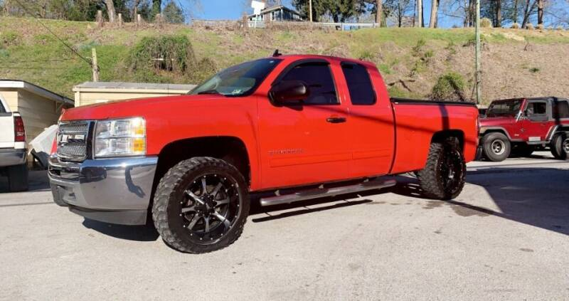 2012 Chevrolet Silverado 1500 for sale at North Knox Auto LLC in Knoxville TN
