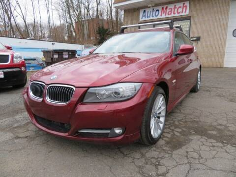 2011 BMW 3 Series for sale at Auto Match in Waterbury CT