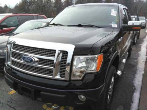 2009 Ford F-150 for sale at Plymouthe Motors in Leominster MA