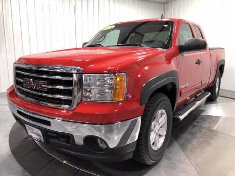 2013 GMC Sierra 1500 for sale at HILAND TOYOTA in Moline IL