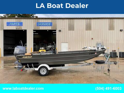 2014 Alweld 1860 for sale at LA Boat Dealer - Bay Boats in Metairie LA