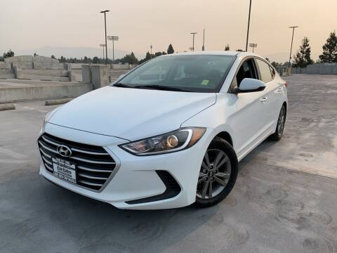 2018 Hyundai Elantra for sale at BAY AREA CAR SALES in San Jose CA