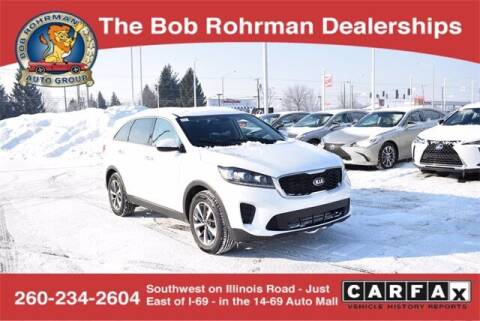2020 Kia Sorento for sale at BOB ROHRMAN FORT WAYNE TOYOTA in Fort Wayne IN