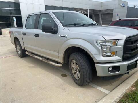 2015 Ford F-150 for sale at Stanley Ford Gilmer in Gilmer TX
