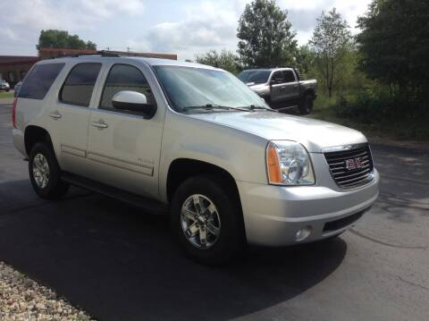 2012 GMC Yukon for sale at Bruns & Sons Auto in Plover WI