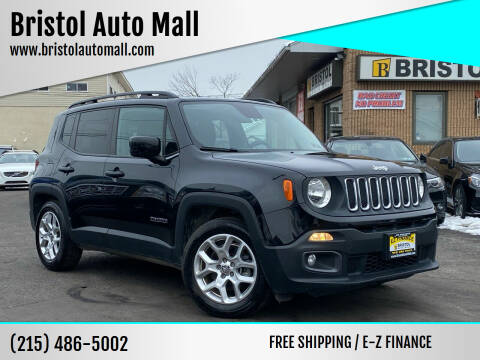 2015 Jeep Renegade for sale at Bristol Auto Mall in Levittown PA