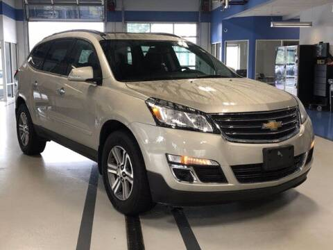 2016 Chevrolet Traverse for sale at Simply Better Auto in Troy NY