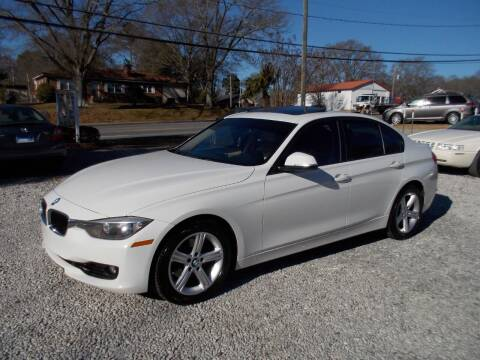 2013 BMW 3 Series for sale at Carolina Auto Connection & Motorsports in Spartanburg SC