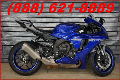 2020 Yamaha YZF-R1 for sale at AZMotomania.com in Mesa AZ