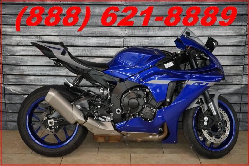 2020 Yamaha YZF-R1 for sale at AZautorv.com in Mesa AZ